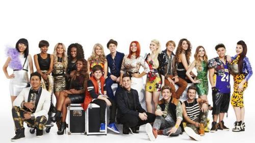X-Factor Top 12