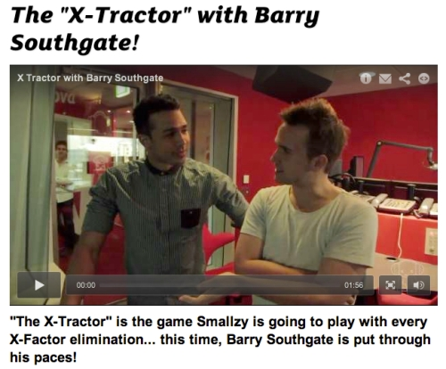 The X-Tractor