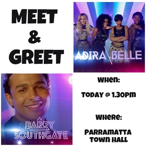 Meet & Greet with Adirabelle