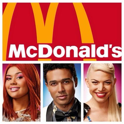 McDonald's X-Factor Concert