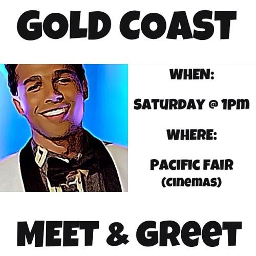 Gold Coast Meet & Greet