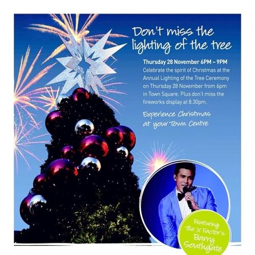 Lighting of the Tree 1