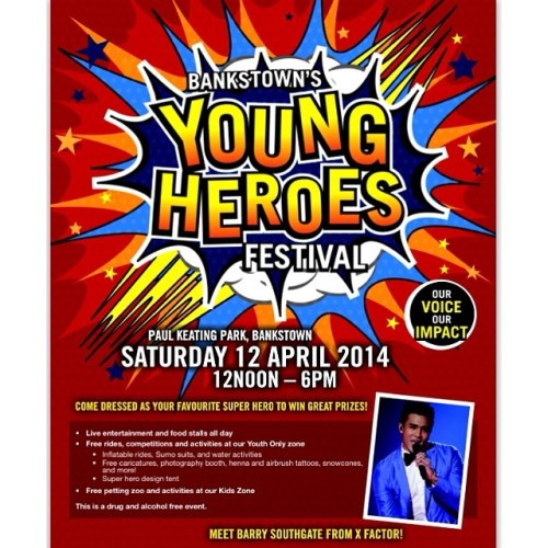 Young Heroes Festival