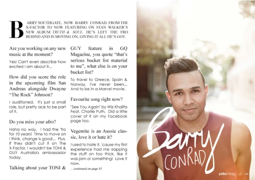Barry-Conrad-YOLO-Magazine-Interview-Page-One
