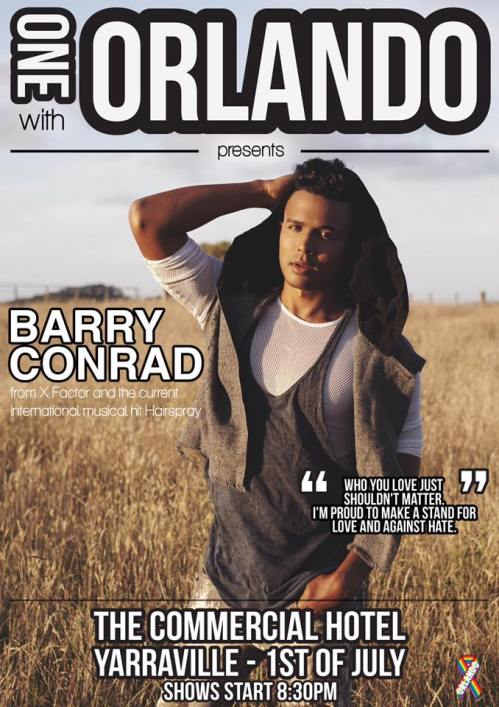 Barry-Conrad-One-With-Orlando-Promo