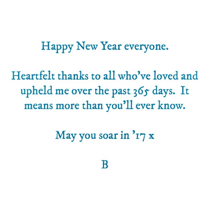 Happy New Year | BARRY CONRAD