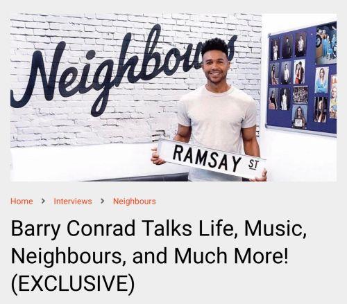 Barry-Conrad-Soap-Opera-News-Neighbours